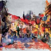 Prague Collection -1 Art Print