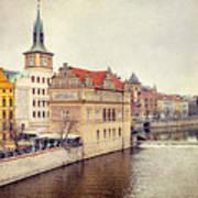 Prague View Art Print