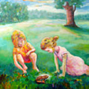 Prairie Prince Art Print