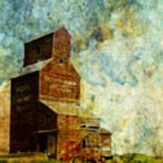 Prairie Times Art Print