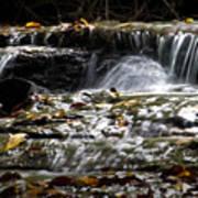 Prather-creek-rapids Art Print