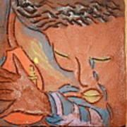Prayer 28 - Tile Art Print