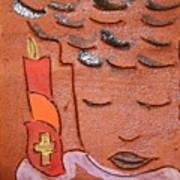 Prayer 31 - Tile Art Print