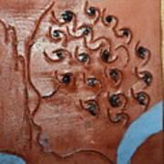 Prayer 35   - Tile Art Print