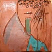 Prayer 39 - Tile Art Print