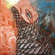 Prayer 7 - Tile Art Print