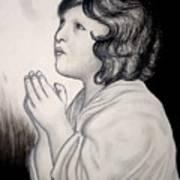 Prayer Is The Master-key Art Print