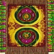 Prayer Rug Art Print