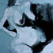 Pregnant Woman I Art Print