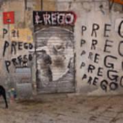 Prego Art Print