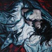 Presentiment Of Insomnia Art Print