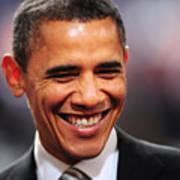 President Obama Iv Art Print