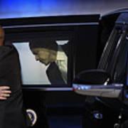 President Obama Vi Art Print