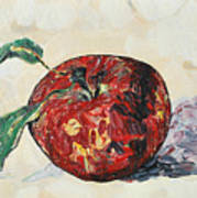 Pretty Apple Art Print