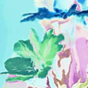 Pretty Bouquet A09z Art Print