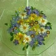 Pretty Flowers Art Print