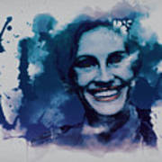 Pretty Julia Art Print