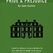 Pride And Prejudice Greatest Books Ever Series 016 Art Print