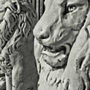 Pride Of Lions Art Print
