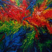 Primary Abstract II Art Print