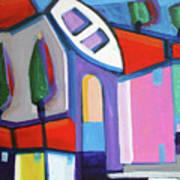 Primorski Pejsaz  13 Art Print
