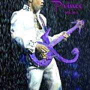 Prince 1958 - 2016 Art Print