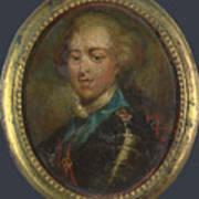 Prince Charles Edward Stuart The Young Pretender Art Print
