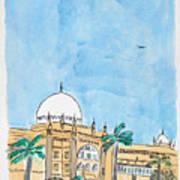 Prince Of Wales Museum Mumbai Art Print