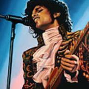 Prince Painting Art Print