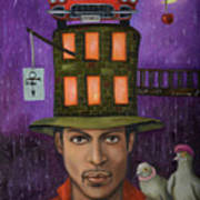 Prince Pro Image Art Print