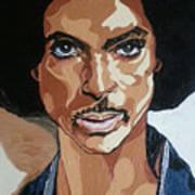 Prince Rogers Nelson Art Print