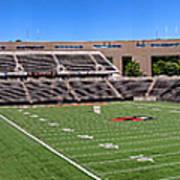 Princeton University Stadium Powers Field Panoramic Art Print