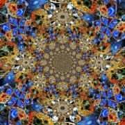 Prismatic Glasswork Art Print