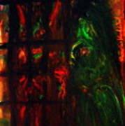 Prison Of Evil. Art Print