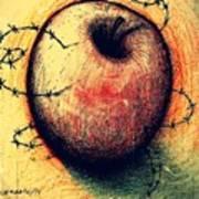Prison Of Human Desire Art Print by Paulo Zerbato