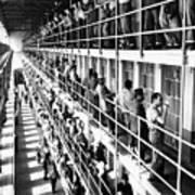 Prison: San Quentin, 1954 Art Print
