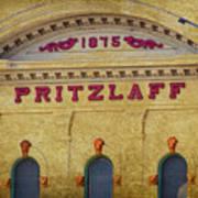 Pritzlaff Art Print
