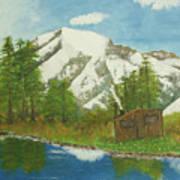 Private Cabin Art Print