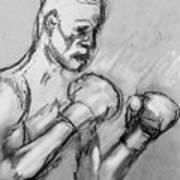 Prizefighter Art Print