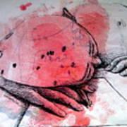 Process Of Inspiration Art Print by Paulo Zerbato