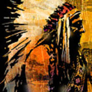 Profile Of Pride Art Print
