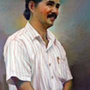 Prof.panya Petchoo Art Print