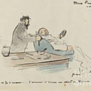 Project De Voyage Art Print
