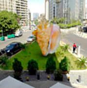 Project Lebanon Art Print by Arlin Jules