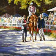 Promenade Art Print