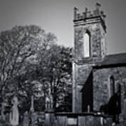 Protestant Church Macroom Ireland Art Print