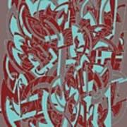 Protractor Memories Art Print
