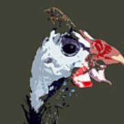 Proud Bird Art Print