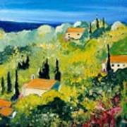 Provence 459070 Art Print