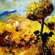 Provence 56 Art Print